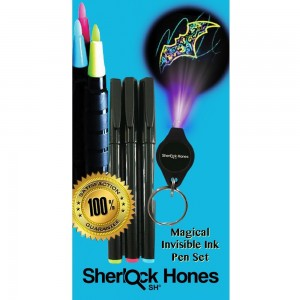 3-Pack Invisible Ink Set
